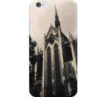 Architecture - Heinz Cathedral (2009) iPhone Case/Skin