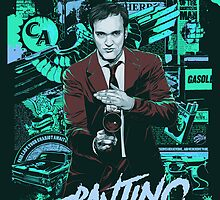 Tarantino 20 Years of Filmmaking V2 by klaime