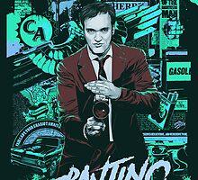 Tarantino 20 Years of Filmmaking V2 by klaime