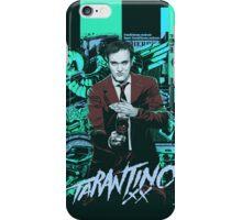 Tarantino 20 Years of Filmmaking V2 iPhone Case/Skin