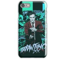 Tarantino 20 Years of Filmmaking V2 iPhone Case/Skin