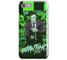 Tarantino 20 Years of Filmmaking V3 iPhone Case/Skin