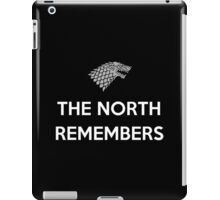 House Stark The North Remembers iPad Case/Skin