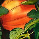 October Pumpkin by Sally Griffin