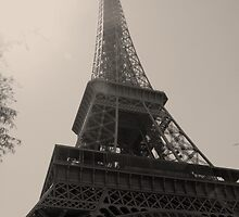 Eiffel Tower by careball