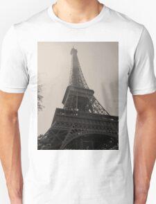Eiffel Tower Unisex T-Shirt