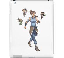 Korra & Co. iPad Case/Skin