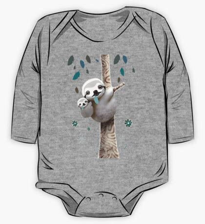 Baby Sloth Daylight Kids Clothes