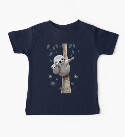 Baby Sloth Daylight Baby Tee