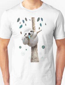 Baby Sloth Daylight Unisex T-Shirt