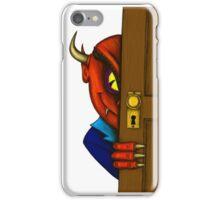 Devil iphone iPhone Case/Skin