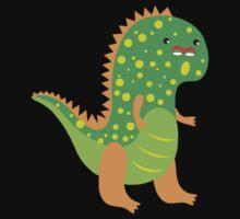 A Dinosaur Named George Baby Tee