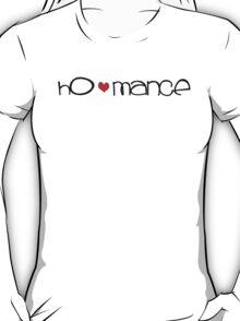 ho-mance (black text) T-Shirt