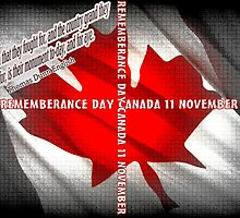 Remberance Day by Laurast