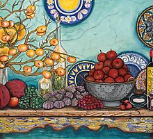 GPK Still Life no 5 by Sarina Tomchin
