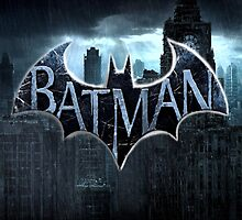 Batman Arkham Logo - In the gotham city by JeremithRainces