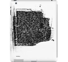 BLACK Ancient Methods #5 iPad Case/Skin