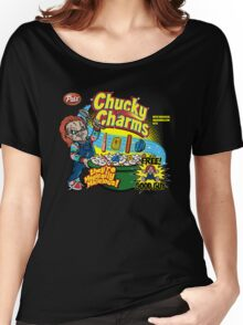 Chucky Charms Women's Relaxed Fit T-Shirt