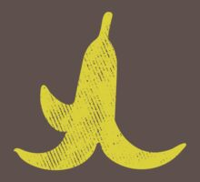 It's a banana. What do you want from me!? Kids Clothes