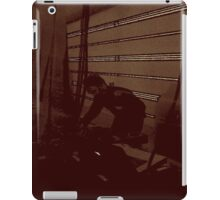 BLACK Ancient Methods #8 iPad Case/Skin