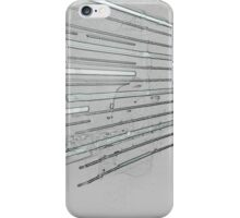 BLACK Ancient Methods #10 iPhone Case/Skin