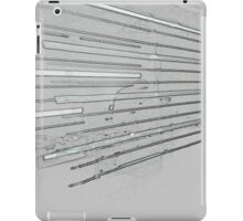 BLACK Ancient Methods #10 iPad Case/Skin