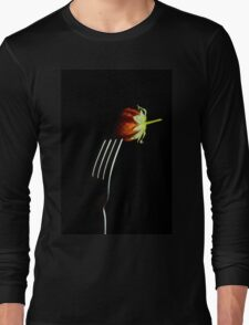 Forked berry Long Sleeve T-Shirt