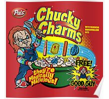 Chucky Charms Poster