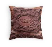 God BLESS The Child Throw Pillow