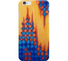 Rusted Harlequin iPhone Case/Skin