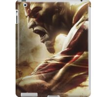 Gow iPad Case/Skin