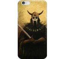 Undead Viking iPhone Case/Skin
