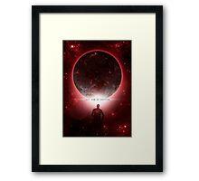 Last Son Of Krypton Framed Print