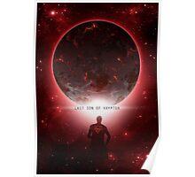 Last Son Of Krypton Poster