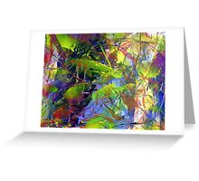 Blue Bayou Greeting Card