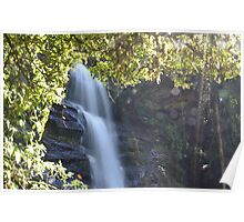 Waterfall In The Heart Of Madagascar Poster