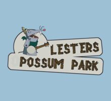 Lester's Possum Park. by jscott0142