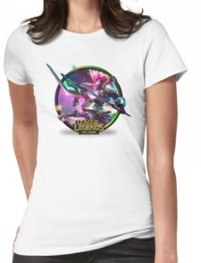 Arcade Hecarim Womens Fitted T-Shirt