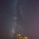 Aphrodites Milky Way by James Grant