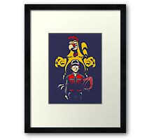 What's Wrong, McFly...? Framed Print