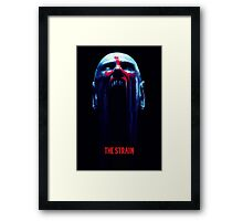 The Cry Framed Print