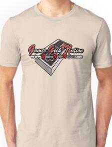 The Official Gamer Geek Nation Logo! Unisex T-Shirt