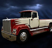Mack Pickup Truck by Keith Hawley