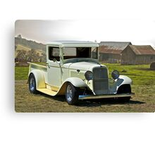 1932 Ford Pick Up Canvas Print