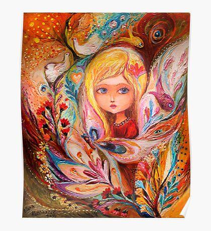 My little fairy Daphne Poster