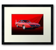 1970 Plymouth Roadrunner Framed Print