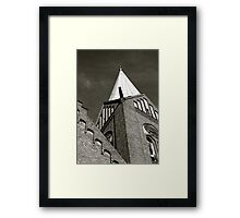 Riga city Framed Print