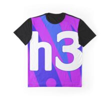 h3 Graphic T-Shirt