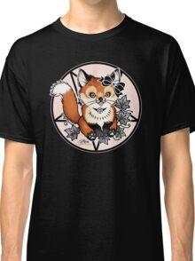 Gothic Fox Classic T-Shirt