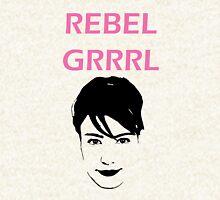 Kathleen Hanna- Rebel Grrrrl T-Shirt